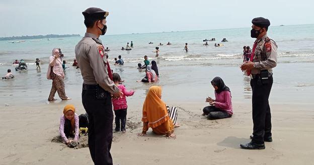 Ekonomi Bangkit dengan Disiplin Prokes,  Wisatawan Mulai Kunjungi Anyer dan Carita