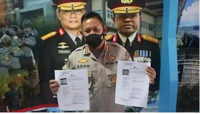 Aparat Gabungan TNI-Polri Dilaporkan Menangkap Ketua KNPB, Otak Penyerangan Posramil Kisor