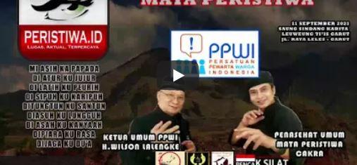 Pementasan Silat di Milangkala Nu Ka-1 Media Mata Peristiwa