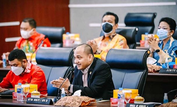 Ketua Komite I DPD RI Fachrul Razi Minta Kapolri Stop Kriminalisasi Aktivis HMI Yang Berdemonstrasi