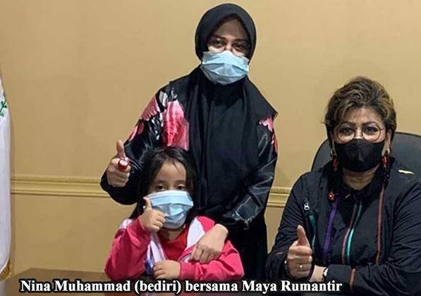 Senator Maya Romantir, Nina Muhammad Layak Dapatkan Kebebasan dan Pemulihan Nama Baik