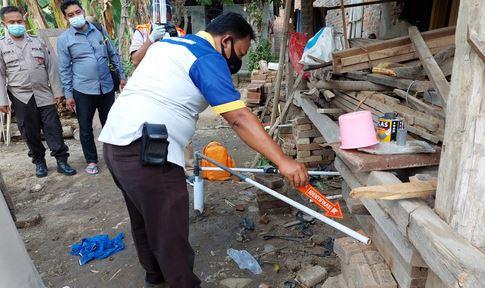 Nasib Naas Menimpa Bapak Jayan (61Th),  Warga Desa Bekare Kecamatan Bungkal, Ponorogo