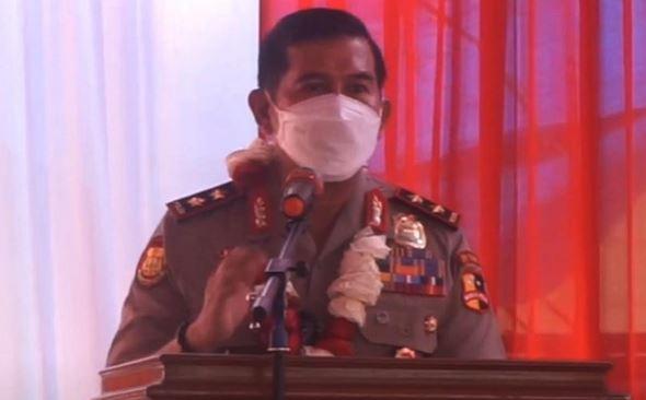 Irjen Pol Agung Makbul Sosialisasikan Saber Pungli, Saat Resmikan Kantor SBI di Kuningan