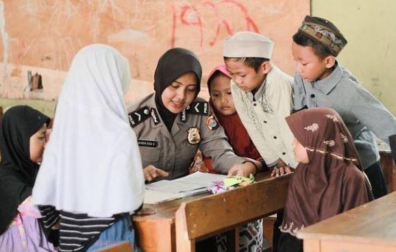 Kiprah Srikandi Polwan  Polda Banten Raih Sejumlah Prestasi, Diusia ke-73