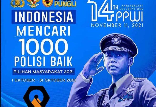 Indonesia Mencari '1000 Polisi Baik' yang Tidak Pernah Kriminalisasi Wartawan