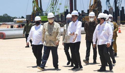 Presiden Jokowi, Pembangunan Smelter PT Freeport Tingkatkan Nilai Tambah Produk Tambang Indonesia