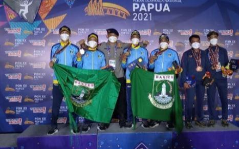 Raih 3 Medali, Kassubagrenmin Satbrimob Polda Banten: Kami Bersyukur Bisa Memberikan yang Terbaik