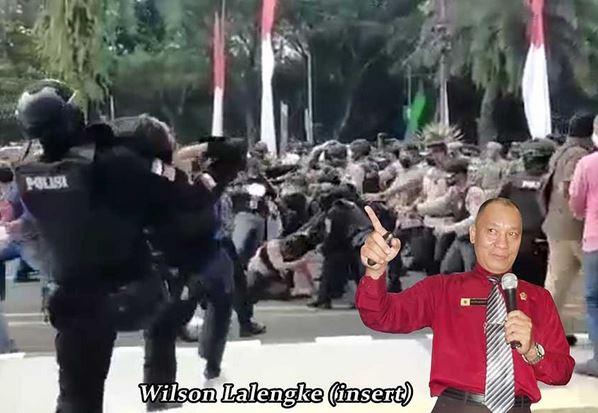 Banting Mahasiswa Hingga Pingsan, Sepantasnya Oknum Polisi di Tangerang di-PTDH