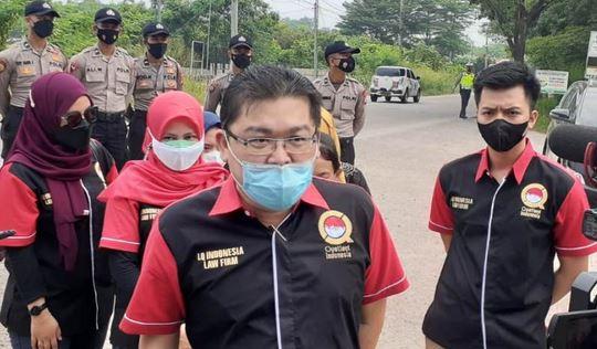 Pelaporan Ditolak SPKT Polda Banten, LQ Indonesia Lawfirm: Kami Ragu Komitmen Pimpinan Polri
