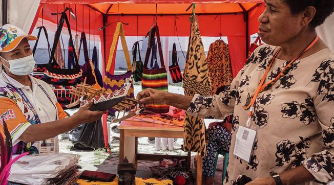 PON XX Papua, Momentum Pemberdayaan Ekonomi Rakyat Papua