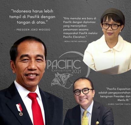 Menlu RI Retno Marsudi, Rabu Buka Secara Resmi Pacific Exposition 2021